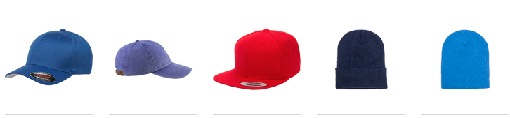 hats and